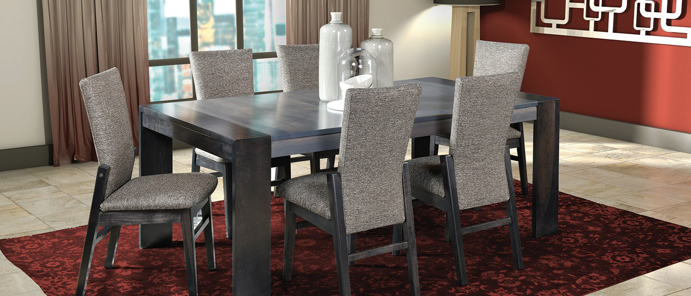 American Modern Dining Room