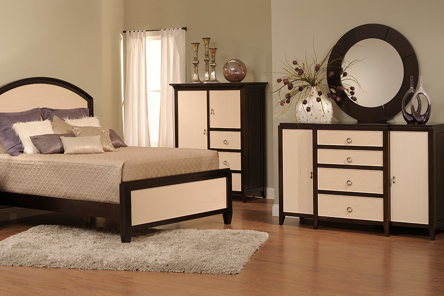 Franklin park bedroom collection