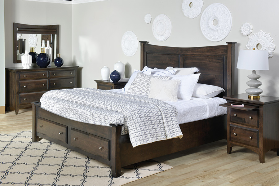 windham panel bedroom collection