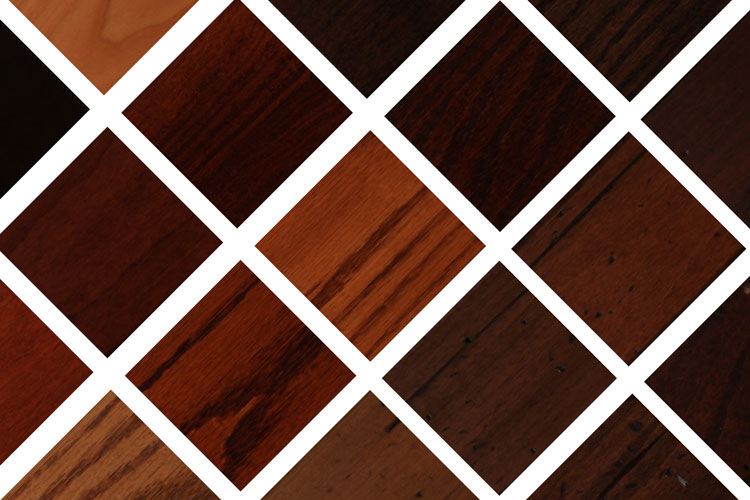Selecting a wood species for your hardwood furniture