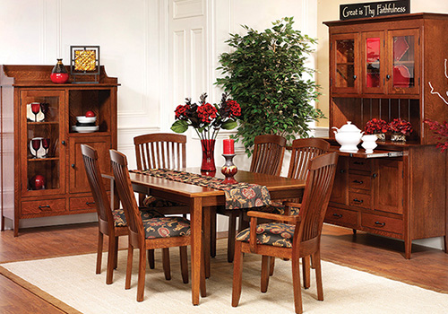 designing your own dining room collection