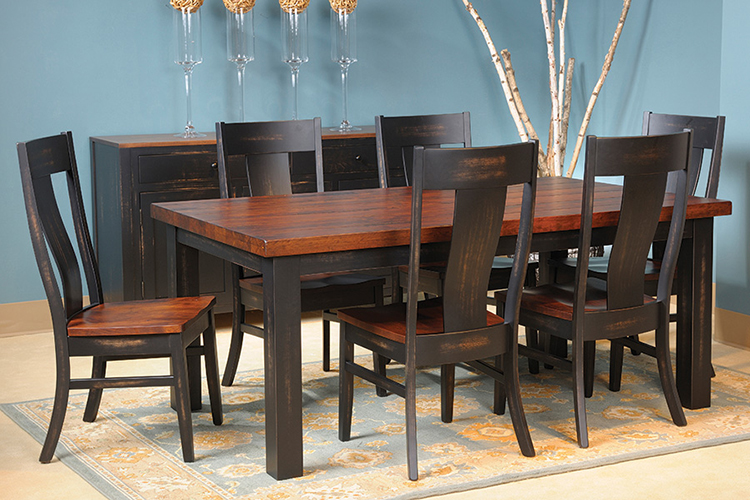 How to find the value of handcrafted hardwood furniture in an on-demand culture