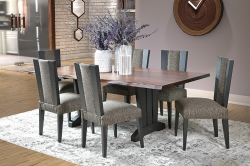 customizing hardwood furniture allows you to create the perfect furnishings for your home