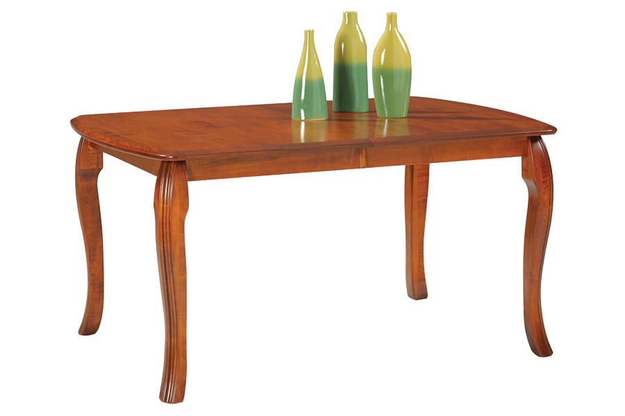 hampton leg table with four leaves