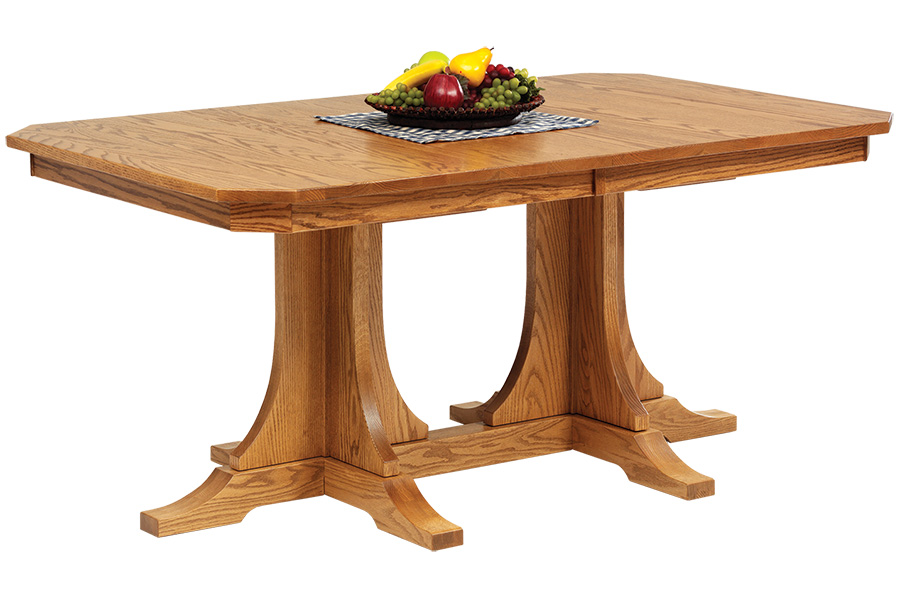 cvw mission without rail table with four leaves
