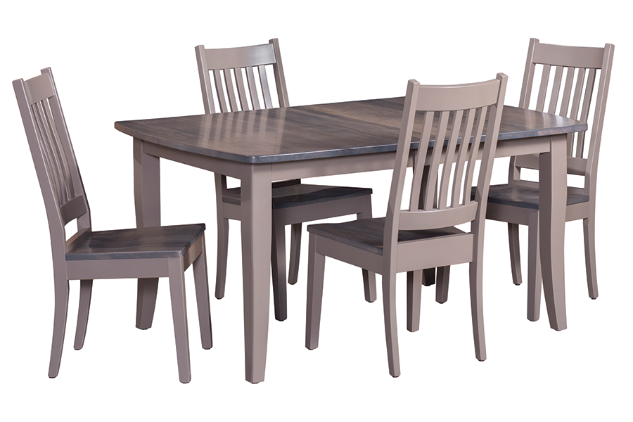 express ship dining table set es4 from cow
