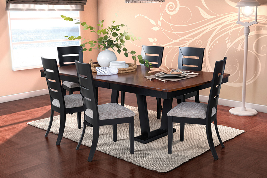 ma48722-t65-102 mayan dining room