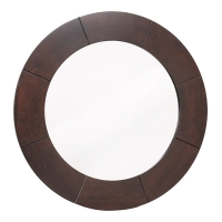 "Franklin Park 40"" Round Mirror"