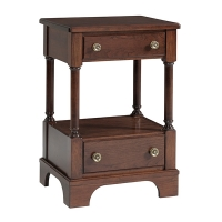 jamestown one drawer nightstand