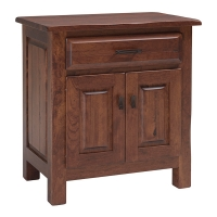 1 drawer 2 door durango nightstand