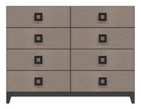 56 inch eight drawer dresser