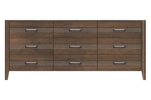 320-dr979-d4 westwood 9drw dresser