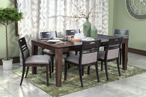 Quantum Dining Set by Country View Woodworking