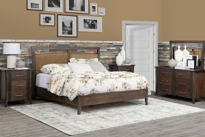 Westwood bedroom collection by country view woodworking