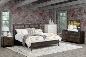 Westwood bedroom collection with king bed