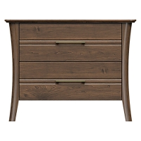 220-ns228-d3 westwood 2drw nightstand
