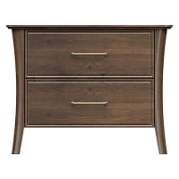 220-ns232-d1 westwood 2drw nightstand