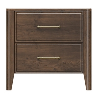 320-ns226-d1 westwood 2drw nightstand