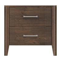 320-ns226-d2 westwood 2drw nightstand