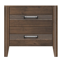 320-ns226-d4 westwood 2drw nightstand