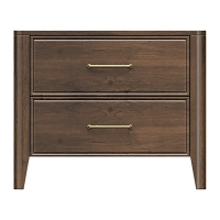 320-ns230-d1 westwood 2drw nightstand