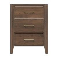 320-bc326-d1 westwood 3drw bedside chest