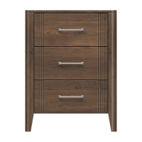 320-bc326-d2 westwood 3drw bedside chest