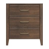 320-bc330-d1 westwood 3drw bedside chest