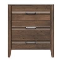 320-bc330-d4 westwood 3drw bedside chest