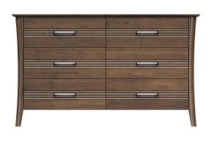 220-dr656-d4 westwood 6drw dresser