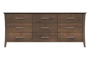 220-dr981-d2 westwood 9drw dresser
