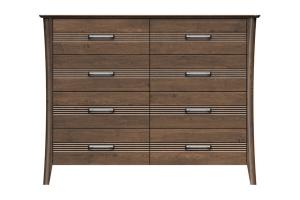 220-dr856-d4 westwood 8drw dresser