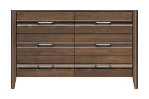 320-dr654-d4 westwood 6drw dresser