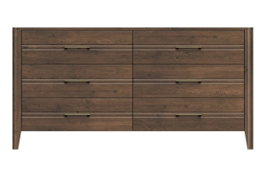 320-dr666-d3 westwood 6drw dresser