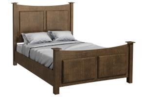 120-220-222-080 windham queen 2 panel bed